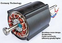 Лодочный электромотор Fisher 250 24V (Фишер 250), фото 7