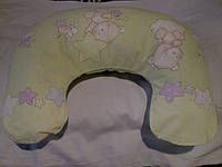 Подушка для кормления Marselle, полистирольные шарики (47*62см )