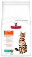 Сухой корм Hill's Adult Optimal Care Корма Хиллс для кошек с тунцом 2 кг