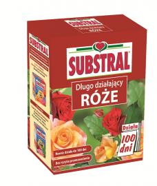 Добриво 100 днів для троянд Substral Scotts 1кг