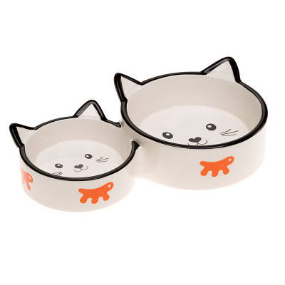 Ferplast (Ферпласт) Venere Миска керамическая для кошек, Duo, фото 2