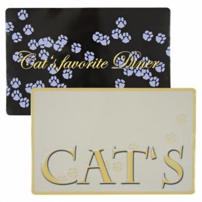 Trixie (Трикси) Коврик под миски для кота Cats favourite Diner 44х28 см