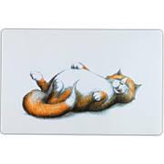 Trixie (Тріксі) Thick Cat килимок під миски для кота 44х28 см