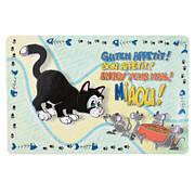 Килимок під миски для кота Trixie Enjoy your meal 44х28 см