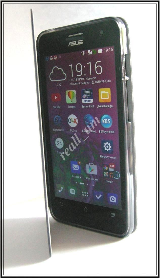 купить кожаный чехол Asus Zenfone 5 A500KL