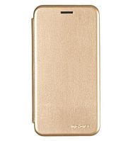 Чехол-книжка G-Case Ranger Series для  Apple iPhone XR Gold