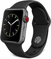 Смарт часы IWO 5 42mm Matt Black ( Точная копия Apple watch)