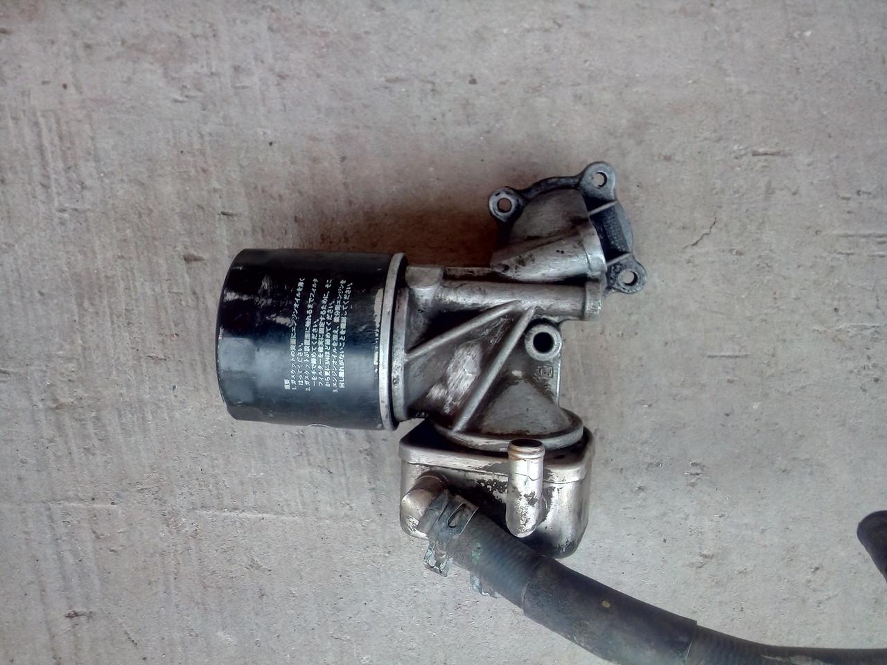 Корпус масляного фильтра насоса для Nissan Vanette 2.3