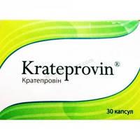 """БАД для сердца и сосудов """"Кратепровин"""" (30капс.,Украина)"""