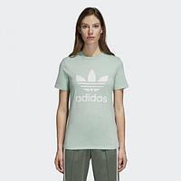 Женская футболка Adidas Originals Trefoil Tee (Артикул: DH3176)