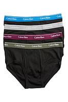 """Набор оригинальных  мужских хлопковых трусов """"Brief"""" популярного бренда Calvin Klein"""