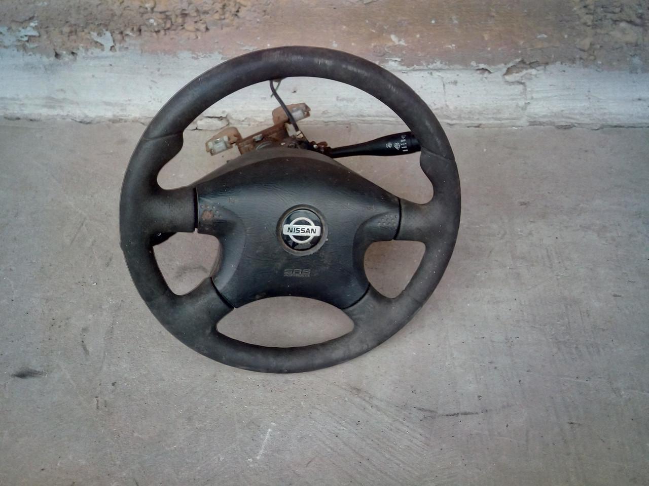 Рулевая колонка руль переключатель подрулевой для Nissan Vanette