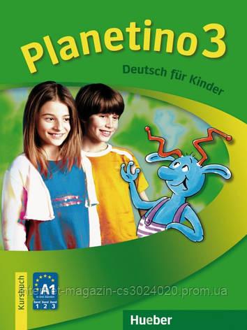 Planetino 3, Kursbuch ISBN: 9783193015792, фото 2
