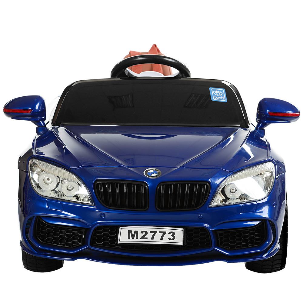 Машина M 2773 EBLR-4 Синій BAMBI