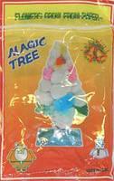 Растущее дерево (кристаллы), 4 вида  прR59