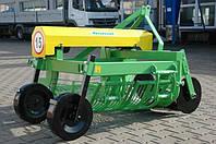 Картофелекопалка однорядная грохотна Z-655 фирмы Bomet