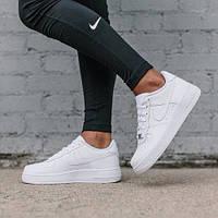 Скидка 35 %Кроссовки белые Nike Air Force High White! Топ 2019! мода и стиль!
