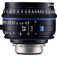 Объектив ZEISS CP.3 25mm T2.1 Compact Prime Lens (Canon EF Mount, Feet) (2181-404)