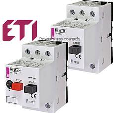 Автоматические выключатели для защиты двигателей MS