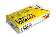 Клей для плитки, камня, мрамора Kemakol Marmor 180