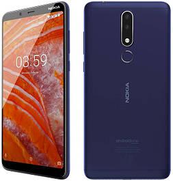 Nokia 3.1 Plus Чехлы и Стекло (Нокиа 3.1 Плюс)