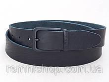 Мужской кожаный ремень TIMBERLAND с черной пряжкой