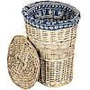 Корзина плетеная (56х50х40 см.)
