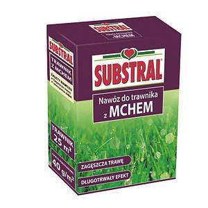 Добриво для газону від моху Substral Scotts 1кг