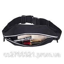Пояс-сумка с сенсорным экраном 4.7 ROMIX RH01-4.7B черный, фото 2