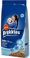 Сухой корм Brekkies Dog Excel Junior Original для молодых собак кальций и витамины 20 кг