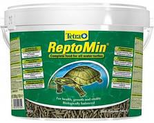 Tetra ReptoMin Тетра Рептомин Корм для водных черепах (палочки) 10 л х 2,5 кг