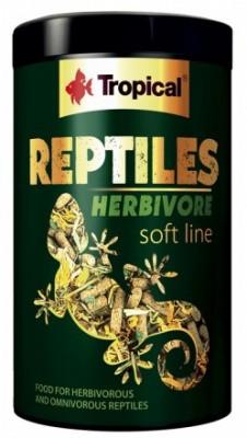 Tropical Reptiles Herbivore Корми для травоїдних рептилій (гранули) 250 мл х 65 гр
