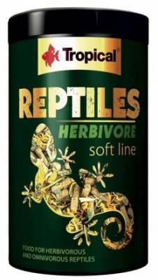 Tropical Reptiles Herbivore Корми для травоїдних рептилій (гранули) 250 мл х 65 гр, фото 2