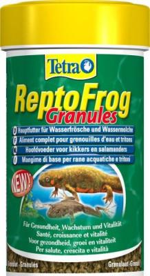 Корм Tetra ReptoFrog Granules для лягушек и тритонов  (гранулы) 100 мл