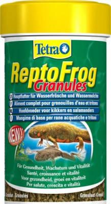 Корм Tetra ReptoFrog Granules для лягушек и тритонов  (гранулы) 100 мл, фото 2