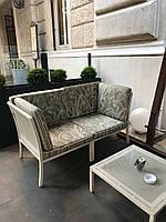 Диван -Дэнни-. Диван для кафе, ресторана, кальянной на металличком каркасе., фото 1