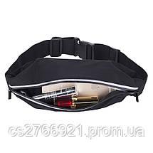 Пояс-сумка с сенсорным экраном 5.5 ROMIX RH01-5.5B черный, фото 3