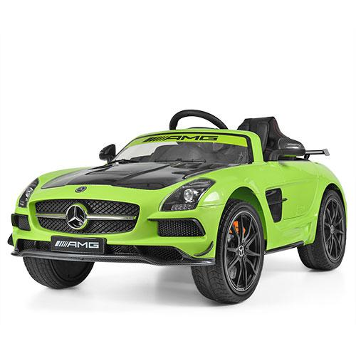 Машина M 2760EBLR-5-2 Зеленый BAMBI