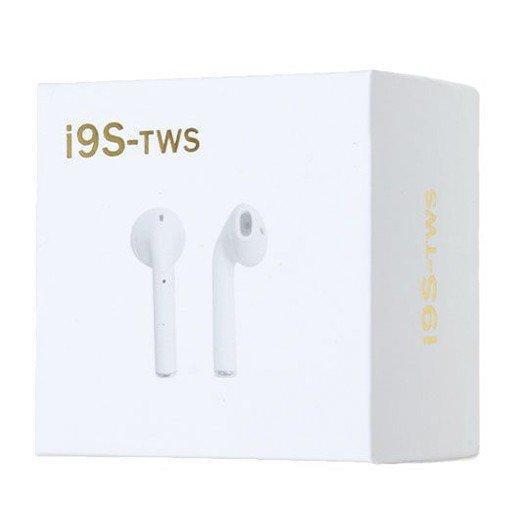Беспроводные Bluetooth наушники TWS i9S c кейсом с поддержкой всех смартфонов на любой операционной систе