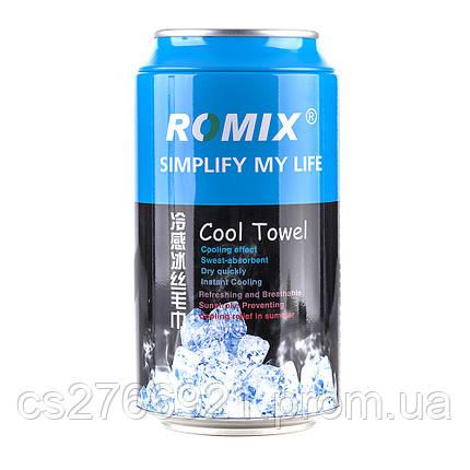 Холодное полотенце  ROMIX RH20-1.2BL синий, фото 2