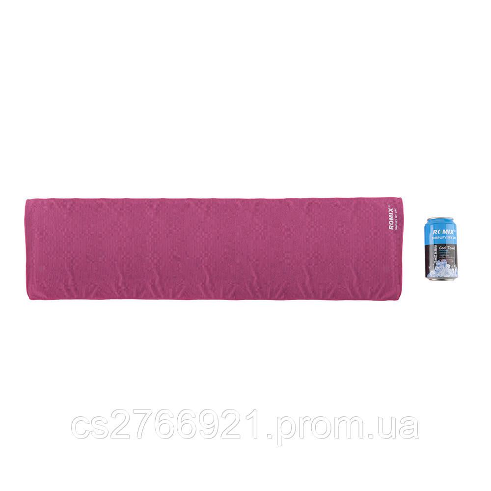 Холодное полотенце  ROMIX RH20-1.2P розовый