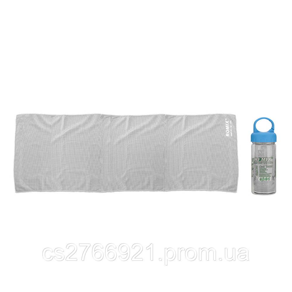 Холодное полотенце  ROMIX RH24-0.9GR серый