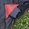 Складное портативное влагостойкое покрывало 110*160 ROMIX RH32-М B черный, фото 2