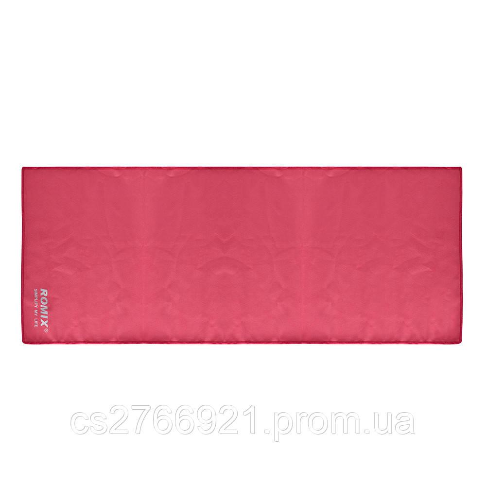 Антибактериальное полотенце с легкой сушкой  ROMIX RH38P розовый
