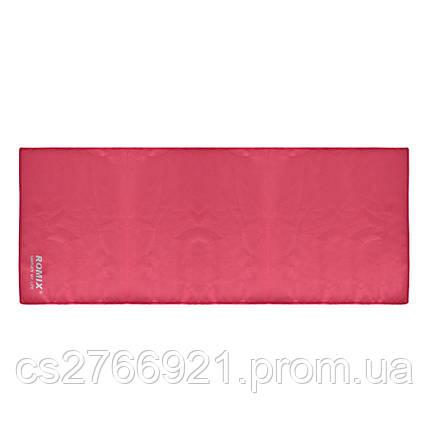 Антибактериальное полотенце с легкой сушкой  ROMIX RH38P розовый, фото 2