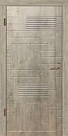"""Входная дверь """"Портала"""" серия Трио ― модель Каскад 2 (Три контура)"""