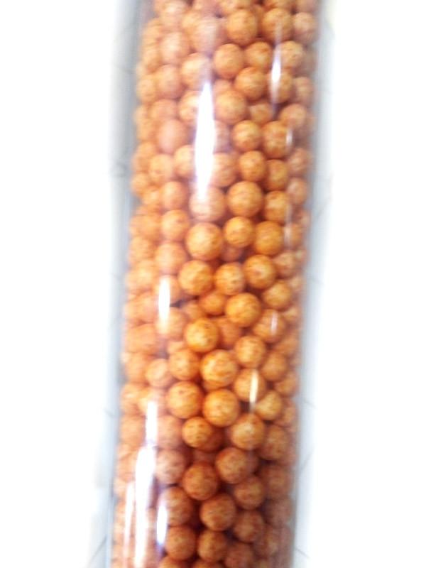 Хлопушка пневматическая 61-8 шарики однотонные 40см