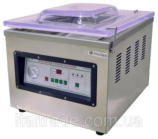 Вакуумный упаковщик Rauder LVP-400, фото 2
