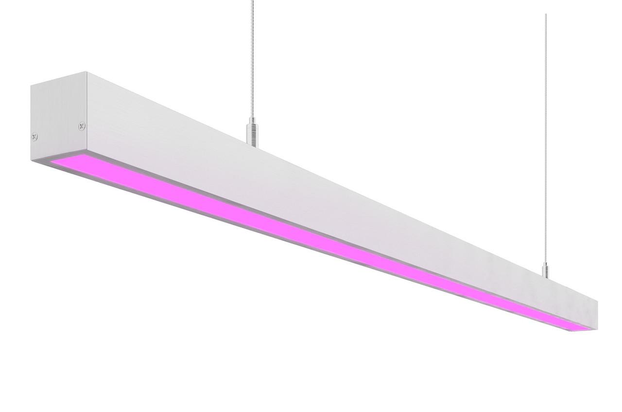 Подвесной светодиодный фитосветильник 50 Вт
