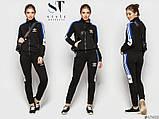 """Спортивный костюм из двунитки  """"Adidas""""  размеры: 42-44, 44-46, фото 2"""